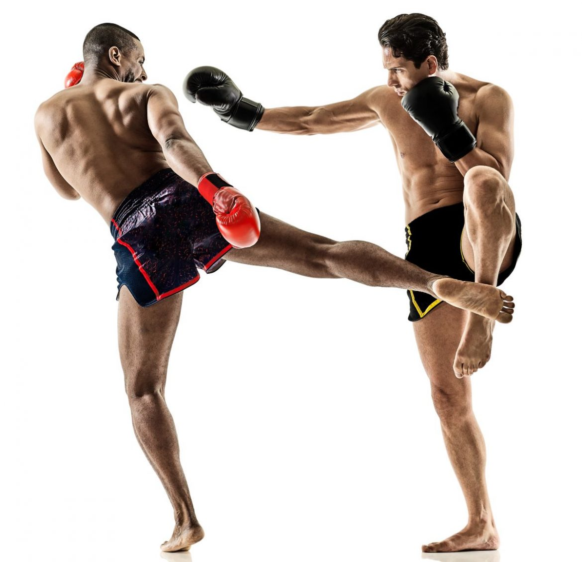 Conditioning for Muay Thai